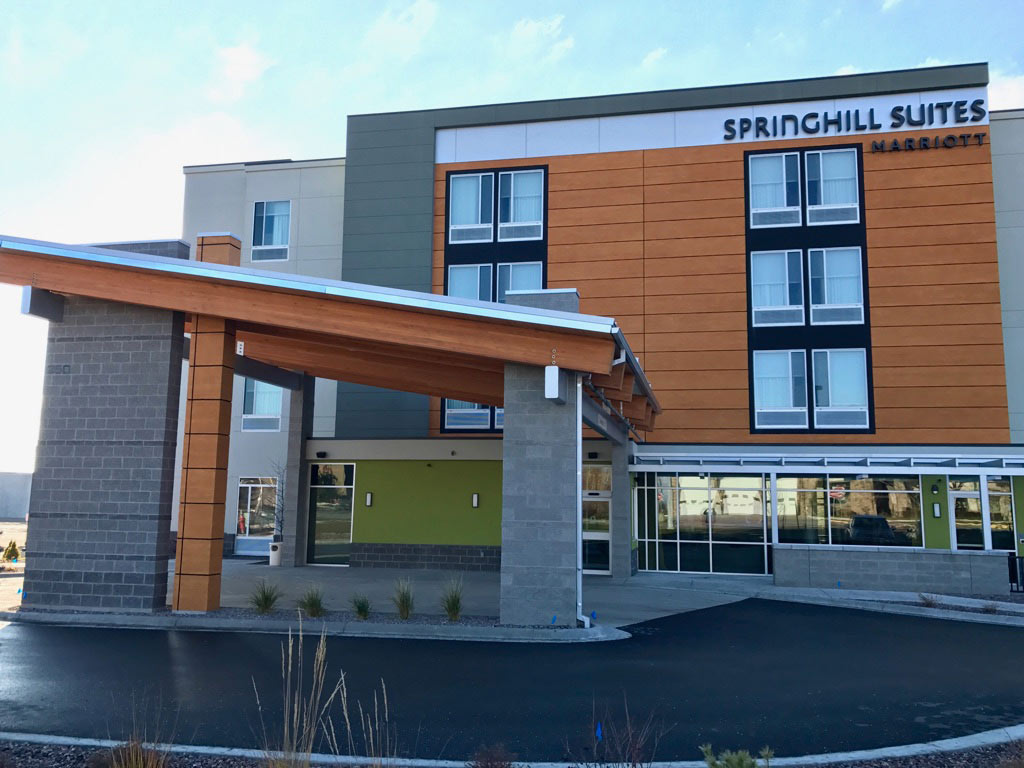 Spring Hill Suites - Kalispell | Commercial and Residential