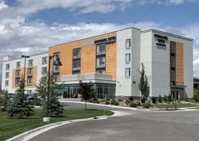 Springhill Suites Marriott- Kalispell Montana